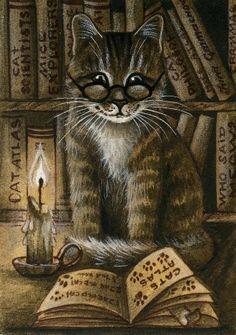 'Cats Altas' by Artist Irina Garmashova.