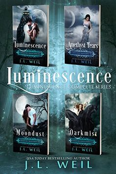 Luminescence Trilogy: Complete Collection Dark Magick Pub...