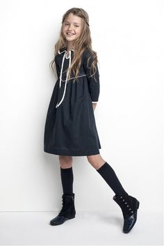 Sainte Claire AW 14, moda infantil con muy buen gusto http://www.minimoda.es