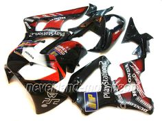 Carenado de ABS de Honda CBR900RR 929 2000-2001 - PlayStation