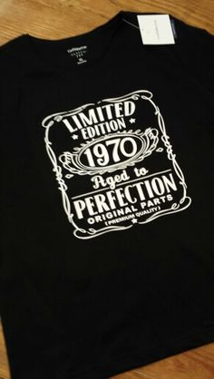 Aged to Perfection 1970