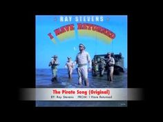 """Here is the rare song """"Vacation Bible School"""" by Ray Stevens, from the """"I Have Returned"""" album. I will be posting more of original Ray Stevens songs, so subc. Pirate Songs, Funny Songs, Classic Comedies, Vacation Bible School, Country Songs, My Favorite Music, Pop Music, Tv, Rock And Roll"""