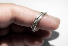 Sterling silver spinner ring - pinned by pin4etsy.com