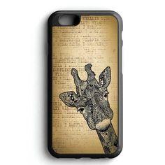 Tribal Giraffe iPhone 7 Case