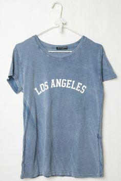 Brandy ♥ Melville | Margie Los Angeles Top - Graphics