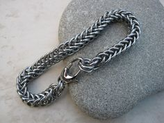 Women's Stainless Steel Bracelet Women's Chain Bracelet by Arret