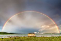 Church Under the Rainbow | Bulgaria (by Evgeni Dinev)
