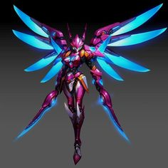 Calibur of Spirit Robot Concept Art, Armor Concept, Character Concept, Character Art, Gijinka Pokemon, Mecha Suit, Arte Robot, Accel World, Futuristic Armour