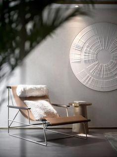 Decor Home Living Room, Home And Living, Home Decor, Sofa Furniture, Furniture Design, Monochrome Interior, Interior Architecture, Interior Design, Beautiful Interiors