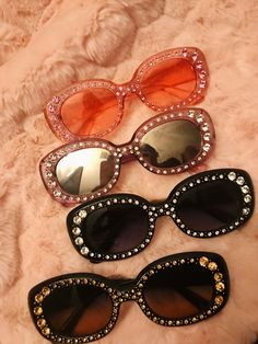 92f5bc16180 Fashion Sunglasses in varies colors for big style. Shop with me! Black  Girls
