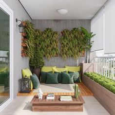 43 Fantastic Balcony Garden Design Ideas For Relaxing Places To Try Apartment Balcony Garden, Apartment Balcony Decorating, Apartment Balconies, Apartments Decorating, Small Balcony Decor, Balcony Design, Garden Design, Zen Room, Small Room Bedroom