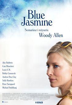Blue Jasmine - 4 września 2013 r, godz. 20, Kino Apollo / Poznań  22 sierpnia 2013 r, godz. 21, Kino ARS, Kraków - PRZEDPREMIEROWO!