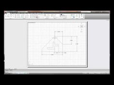 DRAWING CREATION - PLOTTING/PRINTING  Autocad 2012