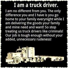 Dating a truck driver quotes