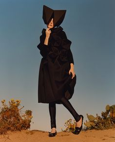 Photo Natalie Westling by Jamie Hawkesworth for T Magazine October 2016