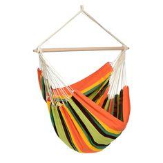 Amazonas Brasil Gigante Hanging Chair-Esmeralda | AZ-2030330 | £144.00