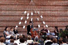 Concorso Lingua Madre - Gul Ince, Karla Pegorer Dias e Irina Turcanu con Daniela Finocchi - e l'Orchestra di via Padova