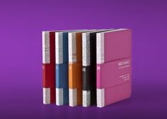 Products : Writing : Ecological writing : Soft Touch Notebook : Fabriano