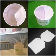 Don't be like everybody else ~ separate yourself and your yogurt!  We've got dividers now!!!