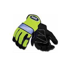 Ansell Warnschutzhandschuhe 97510 - GenXtreme #warnschutz #reflektor #signalfarbe #gelborange #sichtbar #tragekomfort #genxtreme