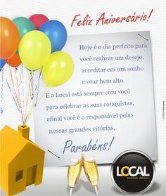 Cartão de aniversario - Imagens e Fotos para Facebook, Whatsapp
