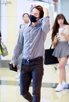 DAESUNG #Incheon Airport from CHONGQING 083115