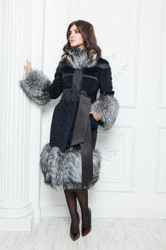 Fur Fashion, Muslim Fashion, High Fashion, Fashion Outfits, Womens Fashion, Fur Accessories, Couture Dresses, Fur Jacket, Well Dressed
