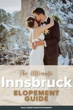 Want to get married in Innsbruck in the Alps? This guide will tell you all you need to know. Got Married, Getting Married, Innsbruck, Elopement Inspiration, Alps, Austria, Wedding Planning, Adventure, Photography