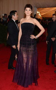 Marion Cotillard @ 2012 Met Gala