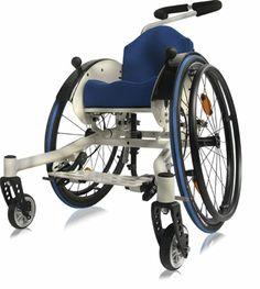 Sorg Mio Paediatric wheelchair from Momentum Healthcare Ireland