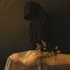 """'What draws you to murder?"" he'd asked, and I had no answer then. Perhaps, as I look back upon it, I should have said, 'The inevitability of my own.'"" (photo: farewell 