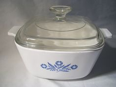Hey, I found this really awesome Etsy listing at http://www.etsy.com/listing/162575006/vintage-corning-ware-p-1-34-b-cornflower