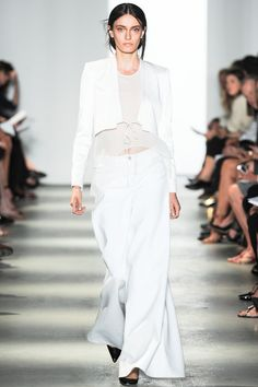 Wes Gordon Spring 2014 Ready-to-Wear Collection Slideshow on Style.com