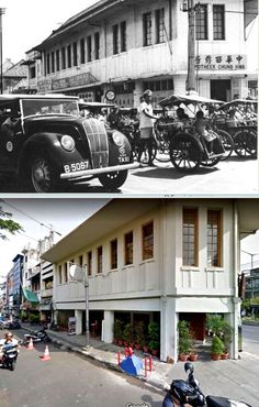 Apotheek Chung Hua aan Pantjoran te Batavia, 1942, ,., Pantjoran Tea House, jl Pancoran, Glodok, Jakarta, 2016