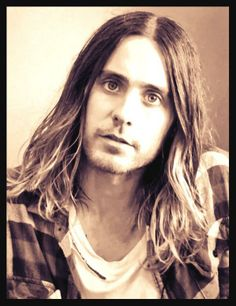 Jared Leto.- your welcome