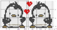 ZONA DE MANUALIDADES: Punto Cruz Animalitos Cross Stitch Sea, Cross Stitch Floss, Cross Stitch Beginner, Cross Stitch For Kids, Cute Cross Stitch, Beaded Cross Stitch, Cross Stitch Animals, Cross Stitch Embroidery, Cross Stitch Patterns