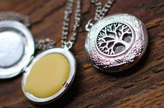 How to Make a Solid Perfume Locket -  Use your favorite blends of essential oils to take advantage of their various aromatic properties.