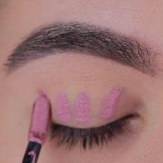 Smoke Eye Makeup, Asian Eye Makeup, Eye Makeup Steps, Makeup Eye Looks, Beautiful Eye Makeup, Eye Makeup Art, Eyeshadow Makeup, Makeup Tutorial Eyeliner, Makeup Looks Tutorial