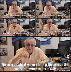 Stan's got it
