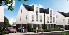 Jaren30woningen.nl  Vrijstaande #jaren30 woning uit project de Lanen ...