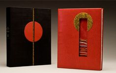 Monique Lallier Design Book Binding
