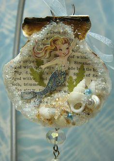 Ornament by Sea Treasure, via Flickr
