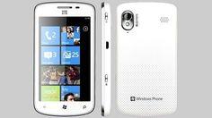 En ZTE confían en Windows Phone  http://www.xatakamovil.com/p/35684