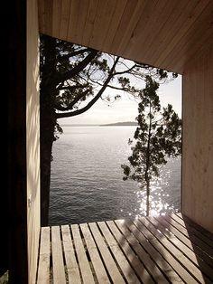 SAUNA RANCO/ Ranco, Chile Architects: PANORAMA