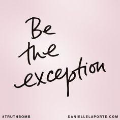 Soyez l'exception !  Les gens s'attendent à ce que vous échouiez. Devenez l'exception qu'ils pourront citer demain.  #concretisevision #mamantrepreneure  #citation #inspiration  #bonmatin #coffeetime #mèresenaffaires #recette #succès #design #lifestyle #leadership #famille #enfant #québec #mtl #mompreneur #solopreneur #bosslady #motivation #mindset #quotes #manifestation #gratitude #maman #coach  #entrepreneur #focus #15minutes1but #dreams