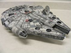 Dave Porter's MPC 1/58 scale Millenium Falcon from Star Wars. Dave just finished…