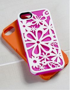 Blooming iPhone 5 Case Set