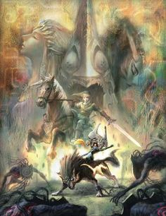 Twilight Princess Poster