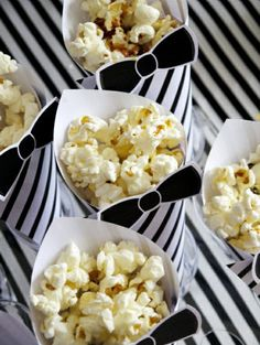 Slavo's Secret Movie Popcorn - great for Oscar Parties!