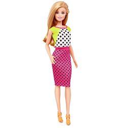 Кукла Barbie ( Кукла Барби ) Мода Игра с модой светлые волосы красная юбка | Barbie.Ru | Барби в России